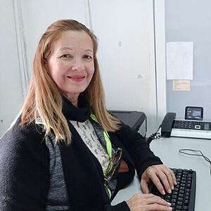 Carolina Urdaneta, psicóloga