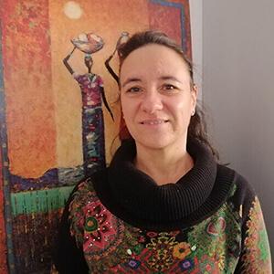 Mª Luz Gascueña. Magisterio y Educadora Social