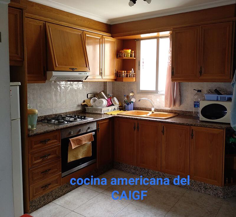 Cocina CAIGF